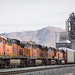 BNSF7592 Tehachapi Trains by Schoonmaker III