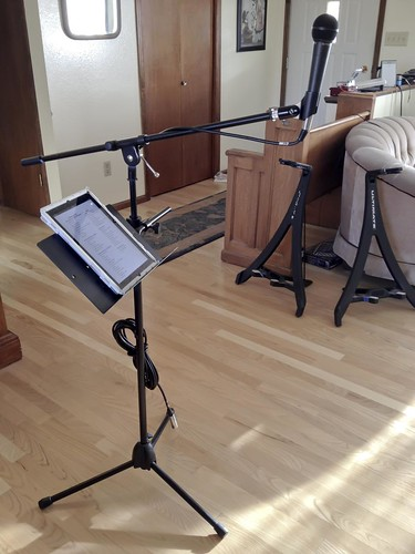 Microphone Stands For Live Use Boom Vs Gooseneck The