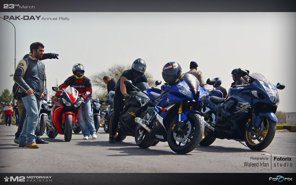Fotorix Waleed - 23rd March 2012 BikerBoyz Gathering on M2 Motorway with Protocol - 6871278106 3e4048810f b