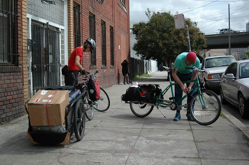 east bay cargo biking