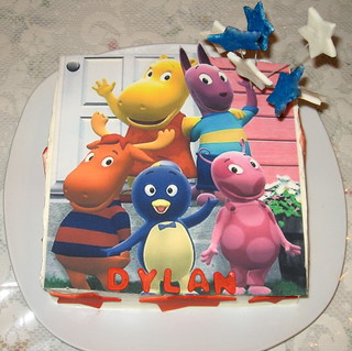 Backyardigan Birthday Cakes By Wendi