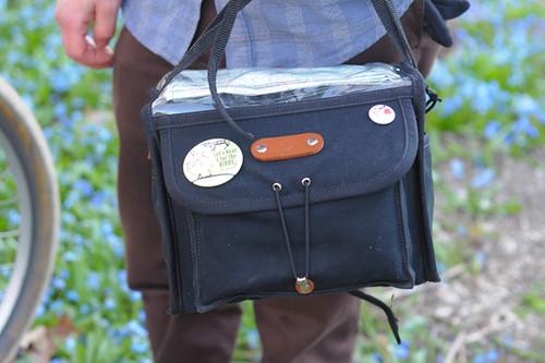Jon's Acorn Handlebar Bag