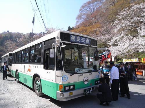 吉野の桜2011@吉野山-02