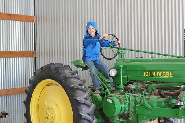 Farmer Benjamin