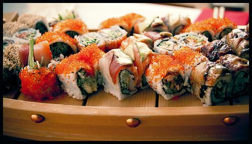 Sushi boat