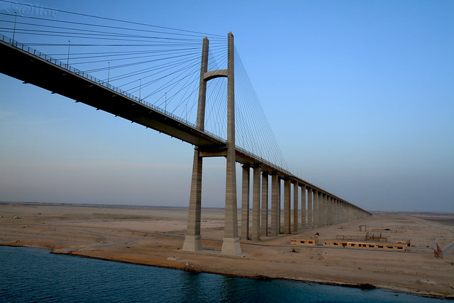 Mubarak Peace Bridge