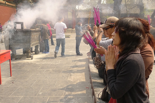 Beijing, Lama Temple