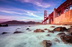 Golden Gate Bridge -- San Francisco