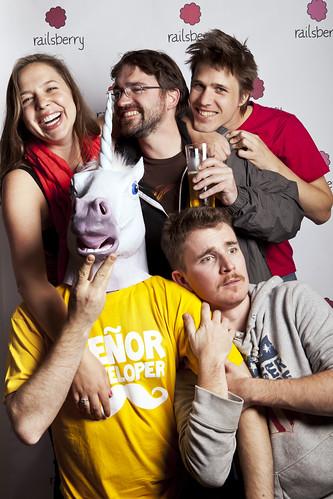 Jana, Corey, Mislav, Josh & Elliott
