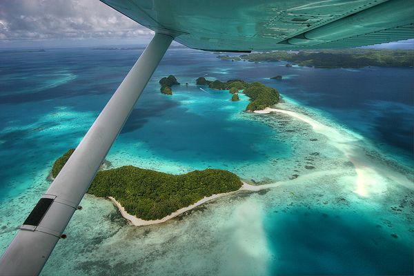 Long Beach, Palau