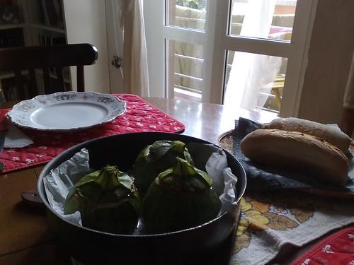 Il tardo pranzo con le zucche by durishti