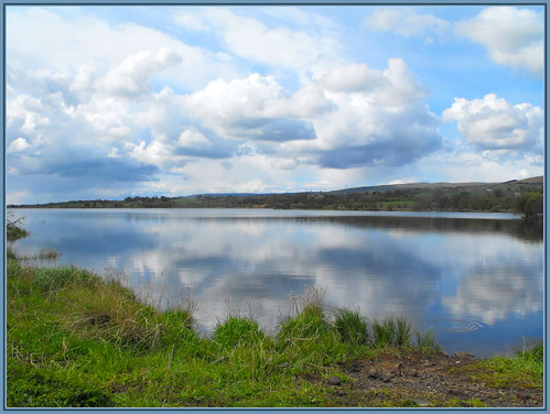 Reflections on Barr Loch
