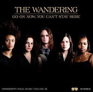 Wandering album cover