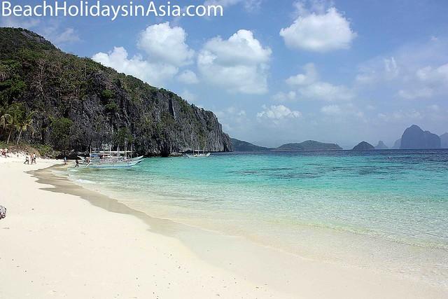 Seven Commando Beach, El Nido, Palawan