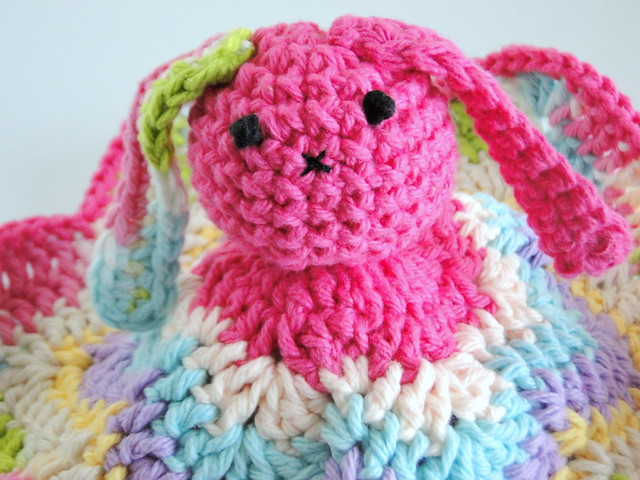 bunny (or puppy?)