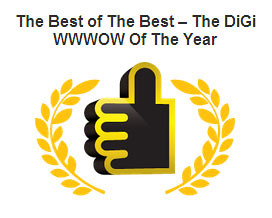 Anugerah DiGI WWOW Awards yang prestij sekali