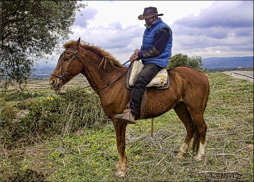 Juan Manuel Sánchez Serrano alias 'Juanillo El Loco' by Bakalito (Antonio Benítez Paz)