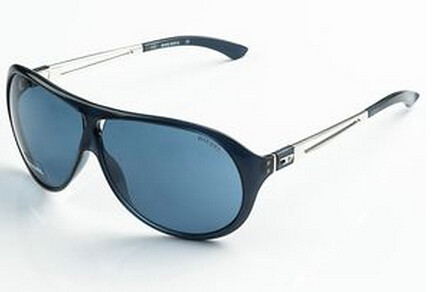 ISHWAR Blue Unisex Sunglasses