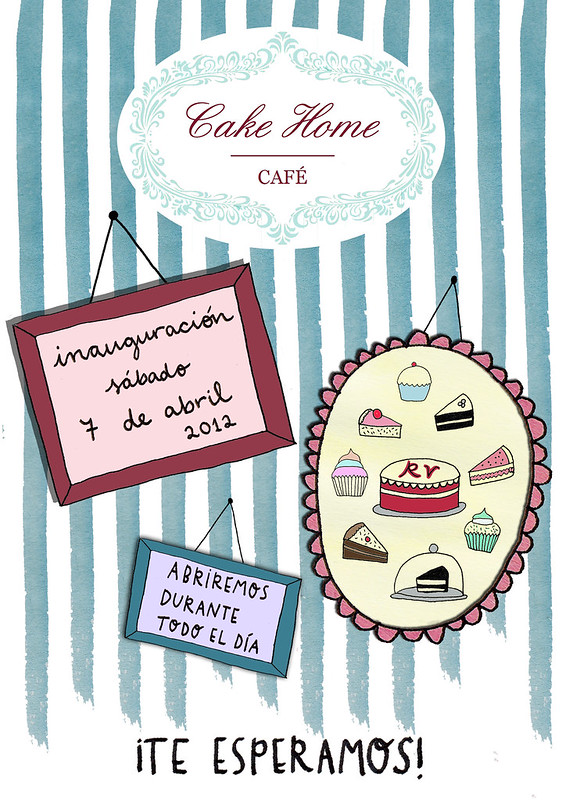 Cake Home Café (Tenerife)