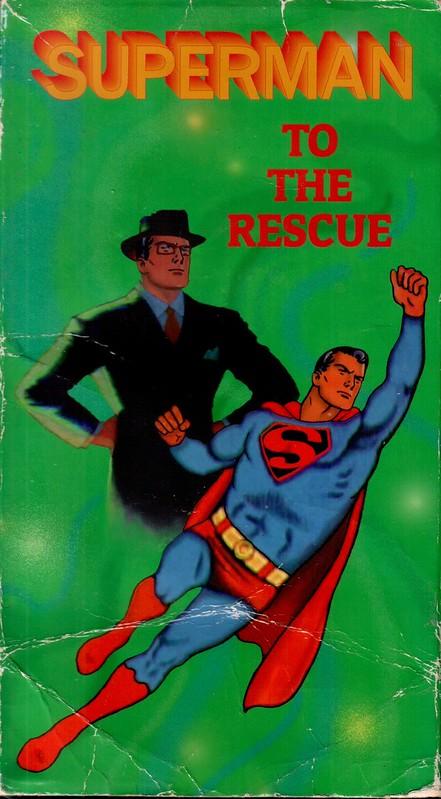 SupermanVHSFront