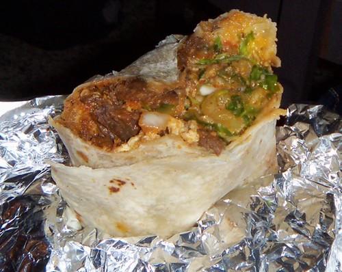 Kogi Burrito