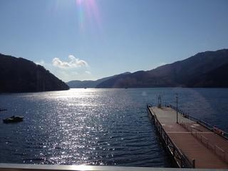 芦ノ湖 2012.1.27