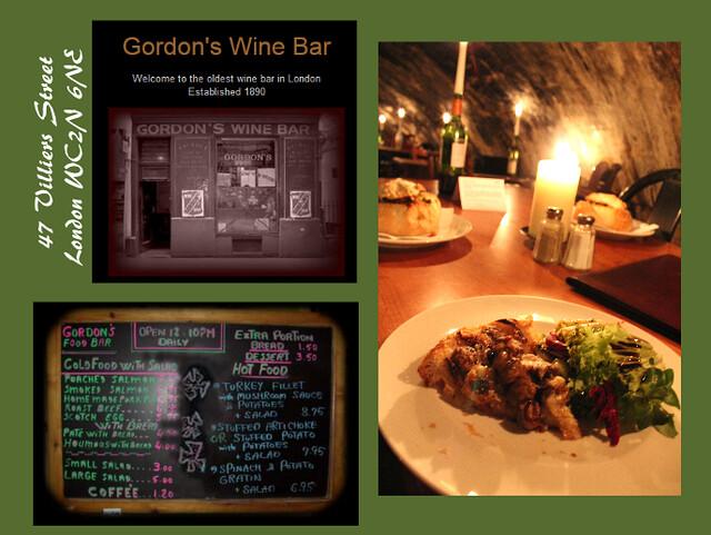 Wine Bar em Londres