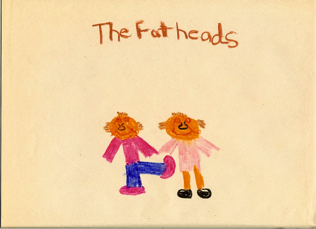 fatheads second grade