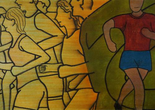 Run: Irena Czumaj (USA)