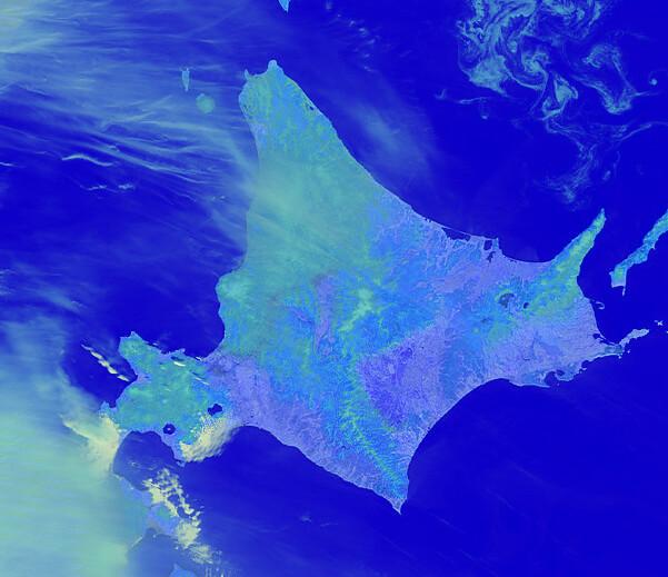 Blue Ocean and Hokkaido