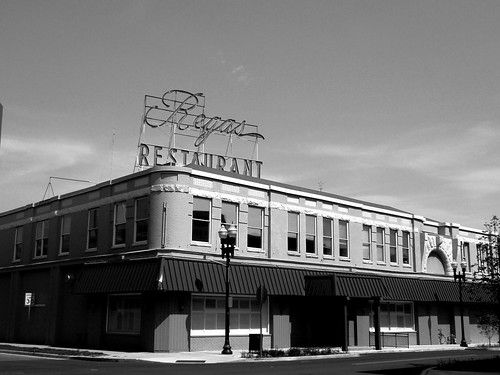 regas restaurant