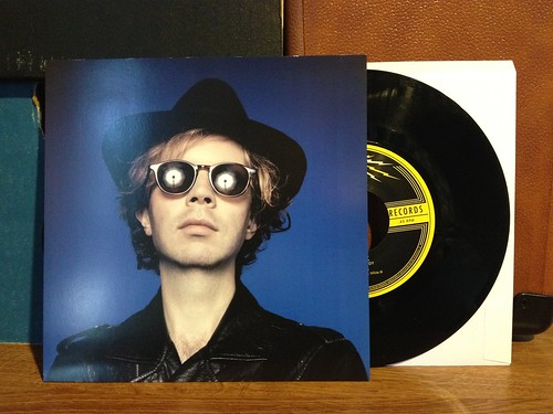"Beck - I Just Started Hating Some People Today 7"" by Tim PopKid"