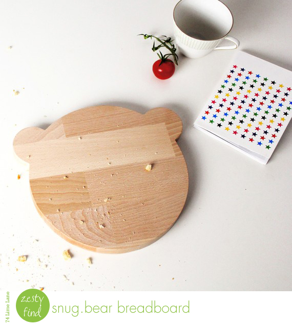 {zesty find} snug.bear breadboard