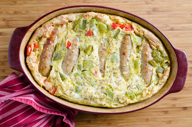 Savory Toad in the Hole by Mary Banducci GF NF DF 2