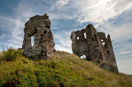 castle nikon ruin slovakia d5000 18105vr nagykövesd veľkýkamenec