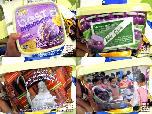 MIC General Manager Mayo Alcon said that the flavors best represent these provinces in the same way that the brand promoted the Baguio Good Shepherd with the Ube Keso variety.