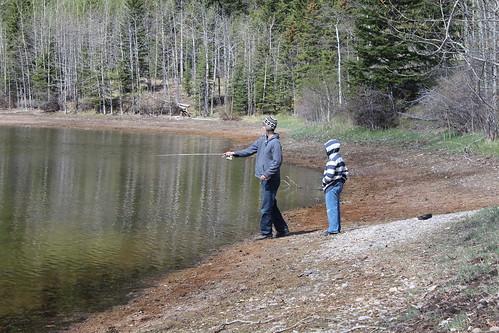 Sibbald Lake 042