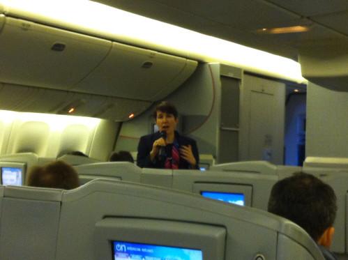 Maya Leibman CIO American Airlines