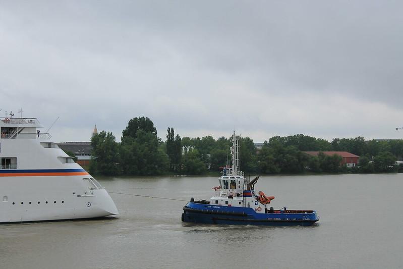 Paquebot M/S Europa - Hapag-lloyd Cruises - Bordeaux - 10 juin 2012