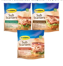 Butterball Sub Starters Coupon