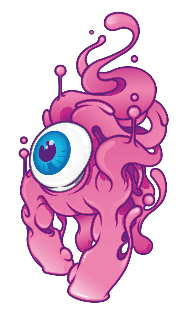 The Eye/Pink Monster