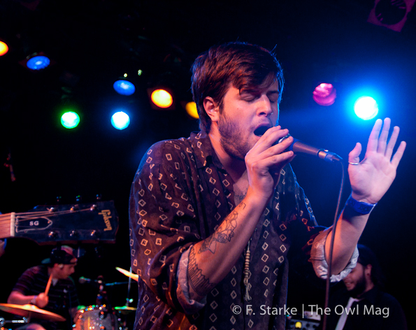 The Mowgli's @ The Roxy, LA 5/8/12