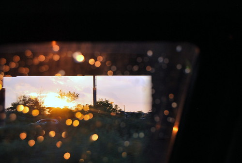 WPIR - sunflare raindrops