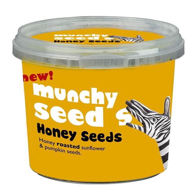 how to make homemade honey roasted sunflower seeds