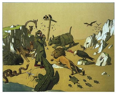 007-Un profesor de zoologia-Afrika  Studien und Einfaelle eines Malers 1895- Hans Richard von Volkmann- Universitätsbibliotheken Oldenburg