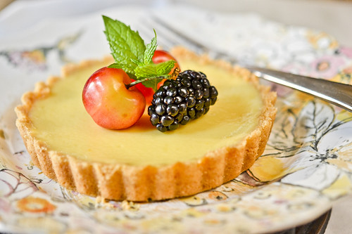 Lemon-Mascarpone Icebox Tarts 6