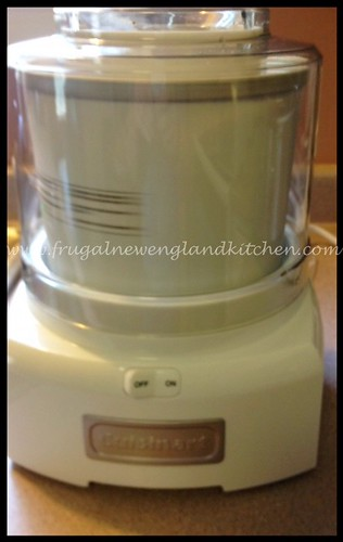 Cuisinart Ice Cream Maker Ice-21