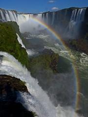 Arco Iris en Cataratas