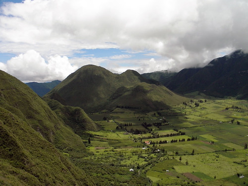 ecuador reserva volcan pululahua extinto alveart volcanpululahua volcanextinto luisalveartpichincha suramericaecuador