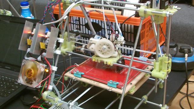 "tvrrug reprap ""3d printer"""